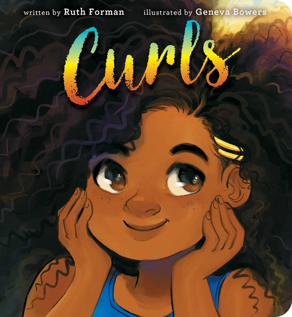 Ruth Forman author Curls