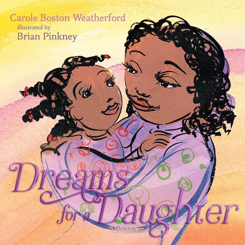 Carole Boston Weatherford author Dreams for a Daughter
