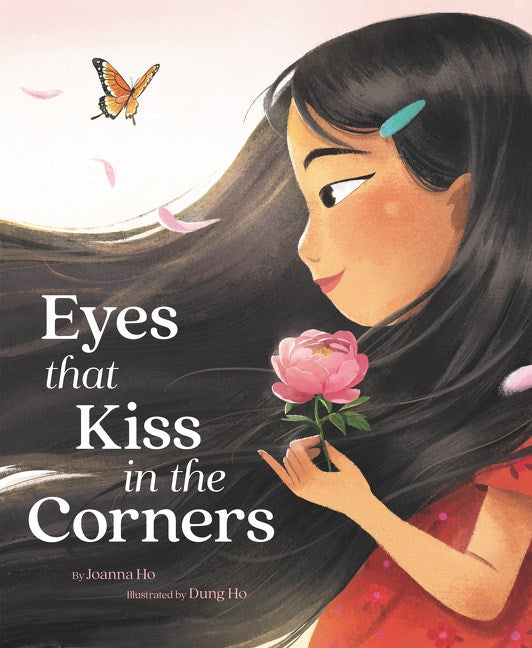Joanna Ho author Eyes that Kiss in the Corners