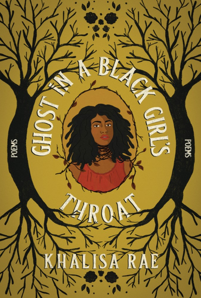 Khalisa Rae author Ghost in a Black Girl's Throat