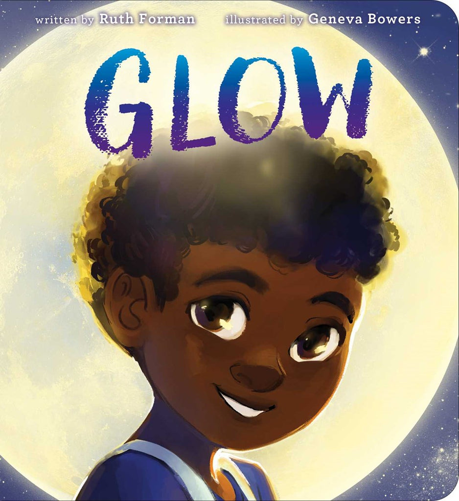 Ruth Forman author Glow