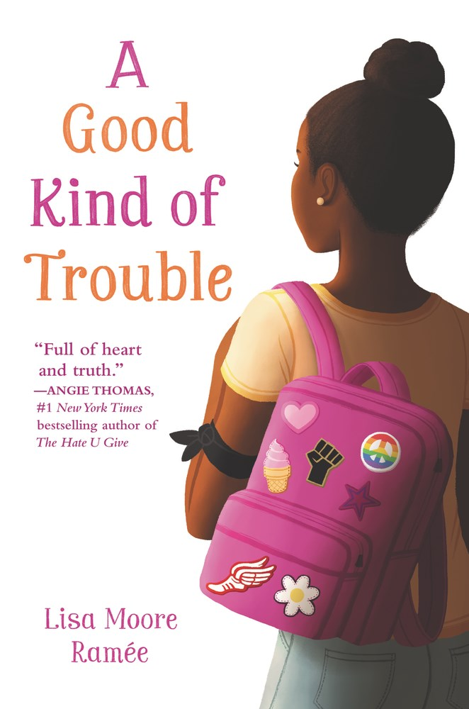 Lisa Moore Ramee author A Good Kind of Trouble