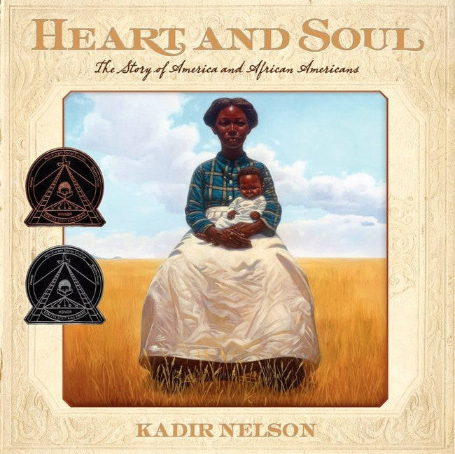 Kadir Nelson author Heart and Soul