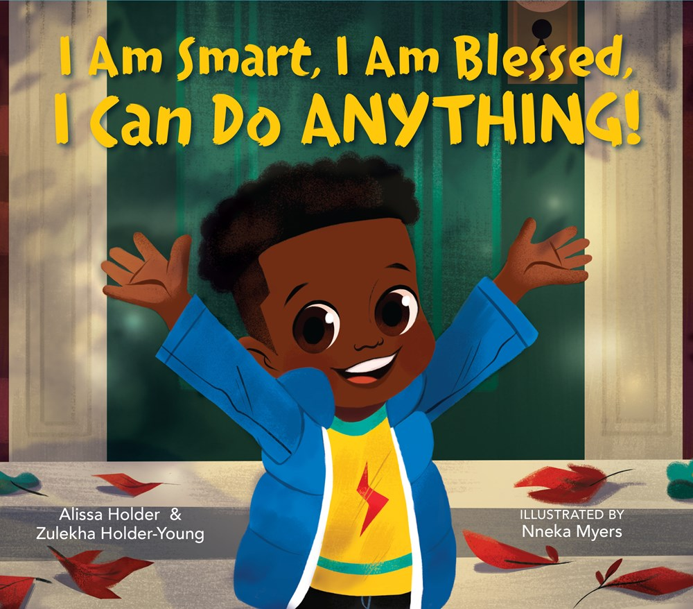 Alissa Holder author I Am Smart, I Am Blessed, I Can Do Anything