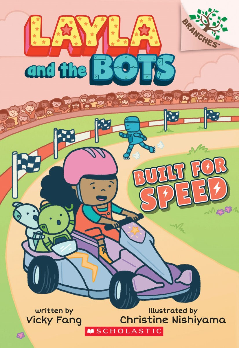 Layla and the Bots book 2