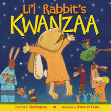 Load image into Gallery viewer, Li'l Rabbit's Kwanzaa
