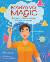 Load image into Gallery viewer, Megan Reid author Maryam's Magic