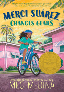 Meg Medina author Merci Suarez Changes Gears