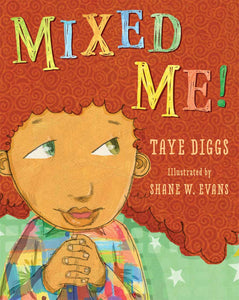 Taye Diggs author Mixed Me!