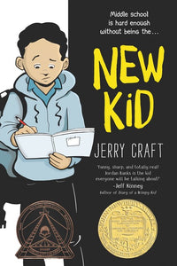 Jerry Craft author New Kid