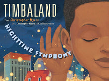 Load image into Gallery viewer, Timbaland author Nighttime Symphony