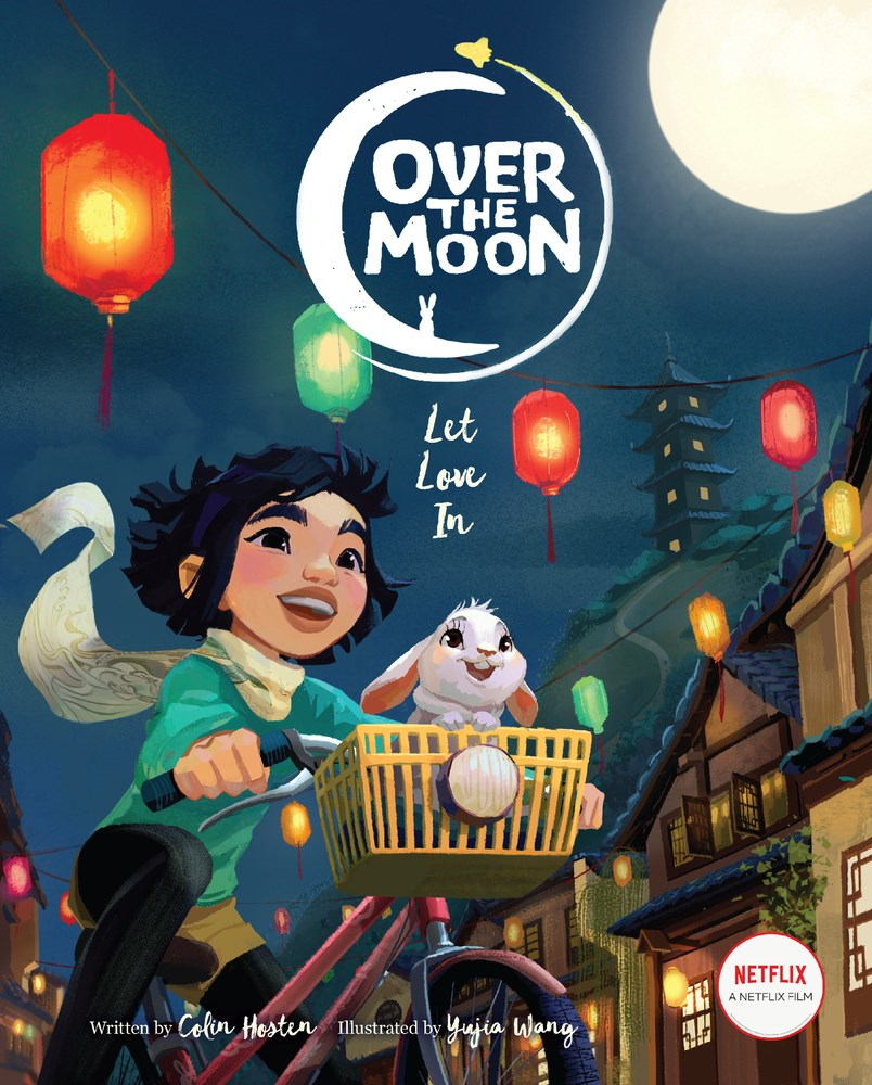 Over the Moon: Let Love in