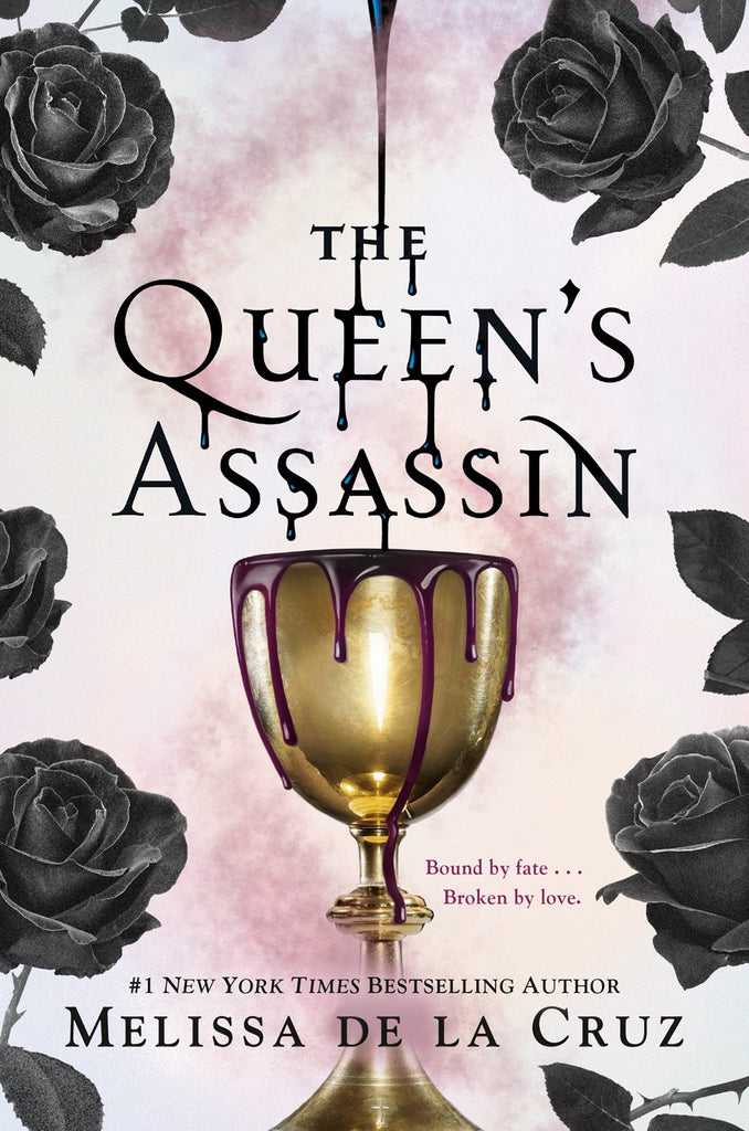 Melissa de la Cruz author The Queen's Assassin