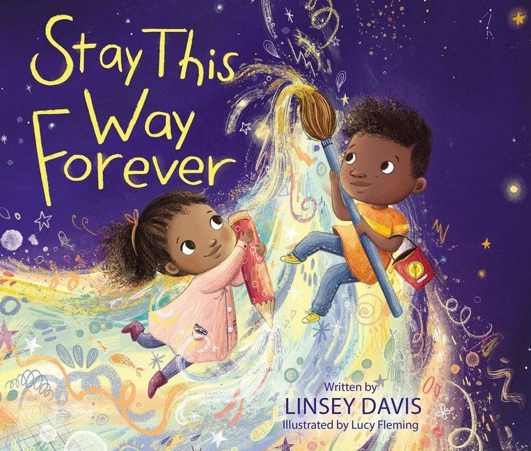 Linsey Davis author Stay This Way Forever