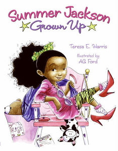 Teresa E. Harris author Summer Jackson Grown Up