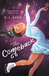 E. L. Shen author The Comeback