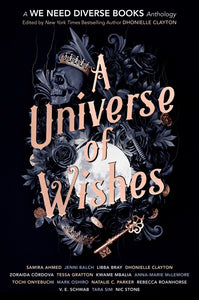 Dhonielle Clayton author A Universe of Wishes