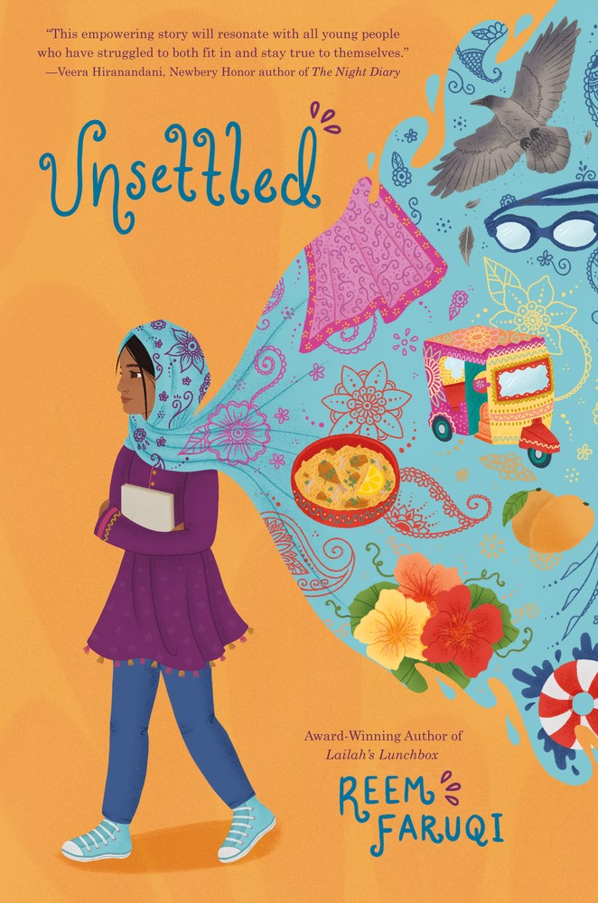 Reem Faruqi author Unsettled
