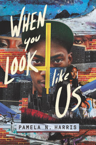 Pamela N. Harris author When You Look Like Us