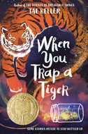 Tae Keller author When You Trap a Tiger