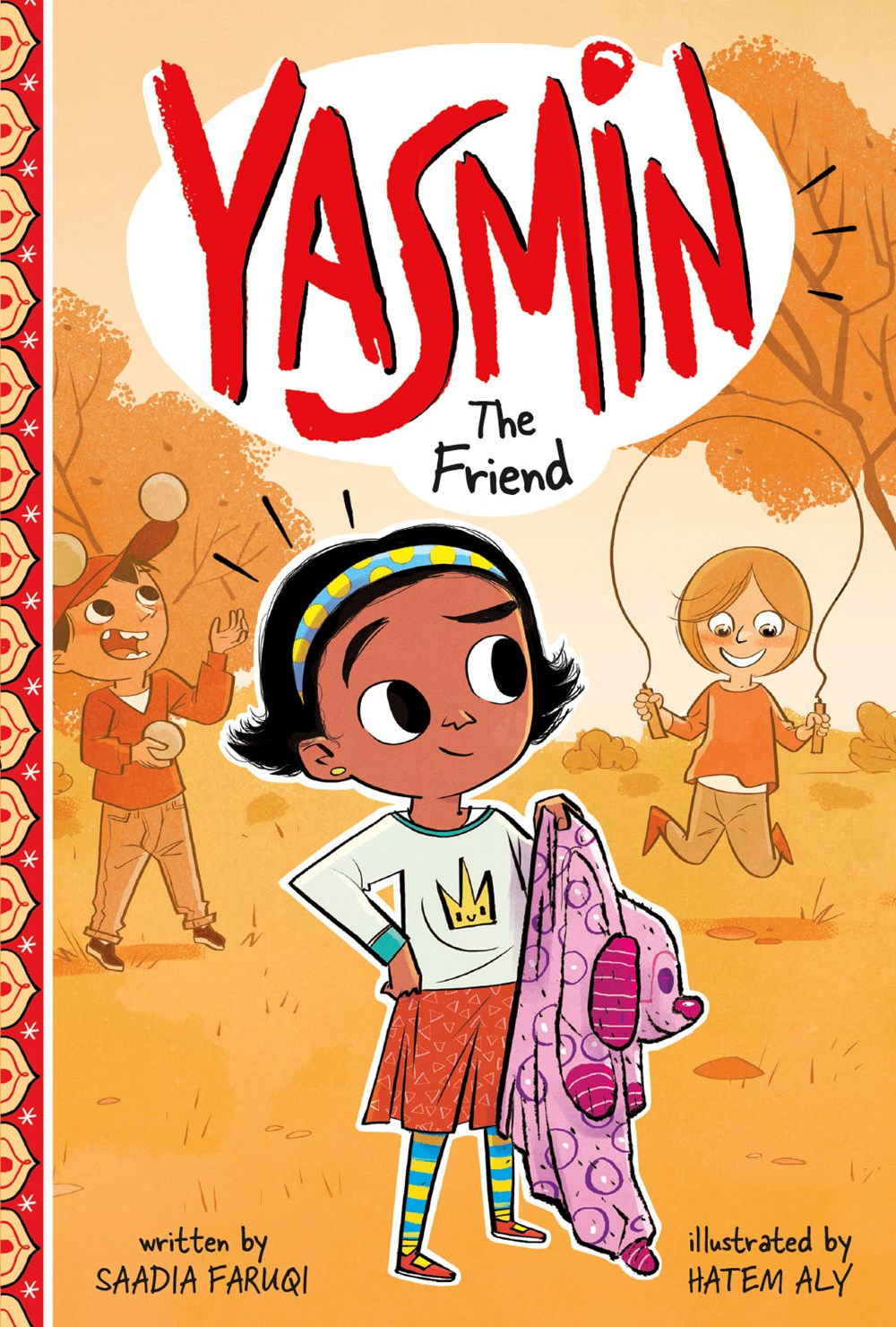 Saadia Faruqi author Yasmin The Friend