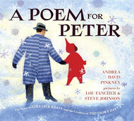 Andrea Davis Pinkney author A Poem for Peter
