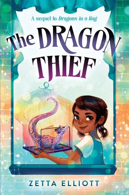 Zetta Elliott author The Dragon Thief
