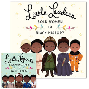 Little Black History Set