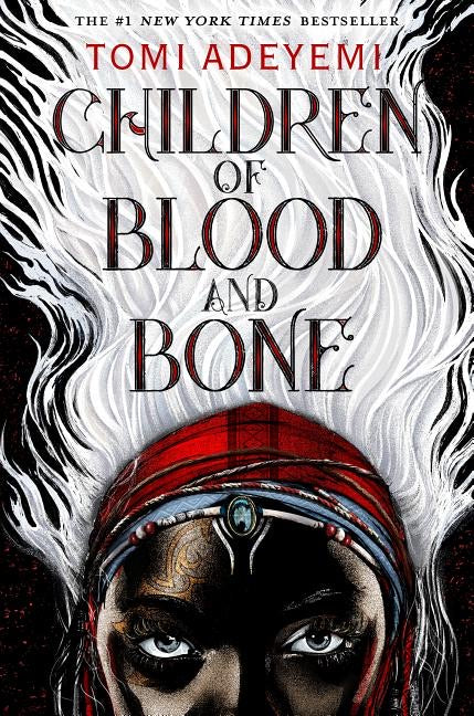 Tomi Adeyemi author Children of Blood and Bone