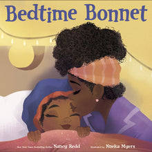 Load image into Gallery viewer, Nancy Redd author Bedtime Bonnet