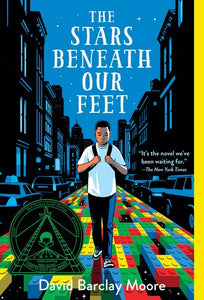 David Barclay Moore author The Stars Beneath Our Feet