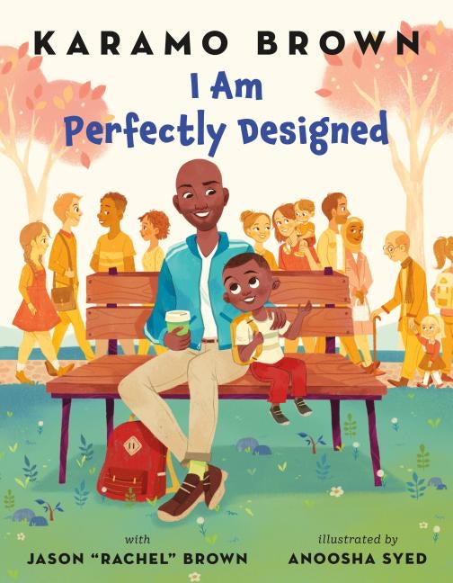 Karamo Brown author I Am Perfectly Designed