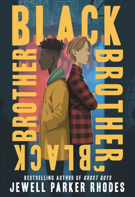 Jewell Parker Rhodes author Black Brother Black Brother