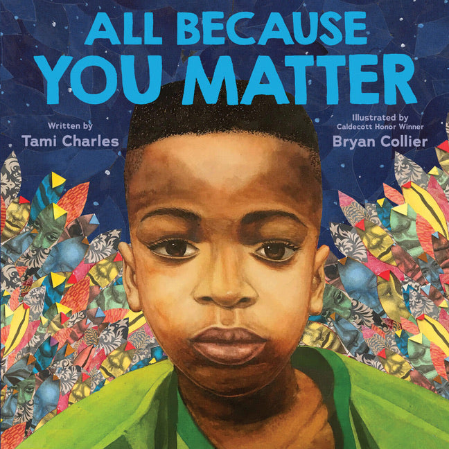Tami Charles author All Because You Matter