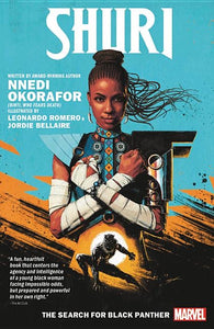 Shuri: The Search for Black Panther (Graphic Novel)