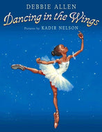 Kadir Nelson author Dancing in the Wings