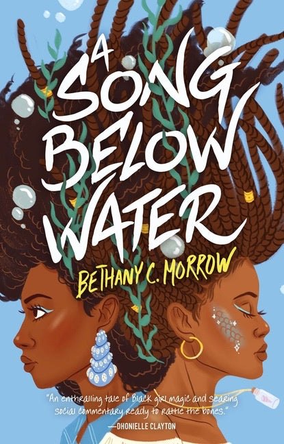 Bethany C Morrow author A Song Below Water