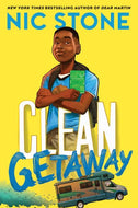 Nic Stone author Clean Getaway