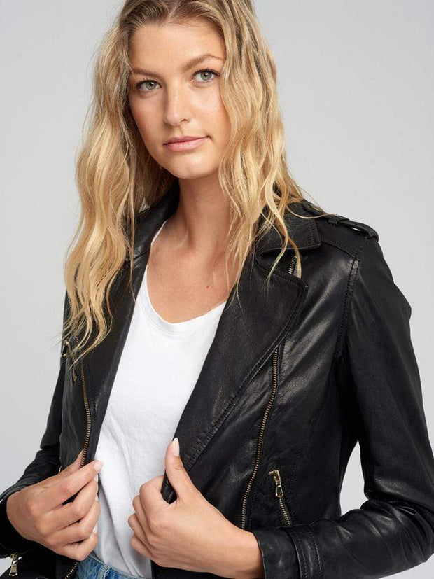 Sculpt Australia womens leather jacket Diadem Ladies Leather Jacket
