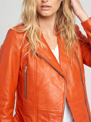 Sculpt Australia womens leather jacket Hazel Women's Casual Leather Jacket