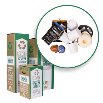 Coffee Capsules Zero Waste Box