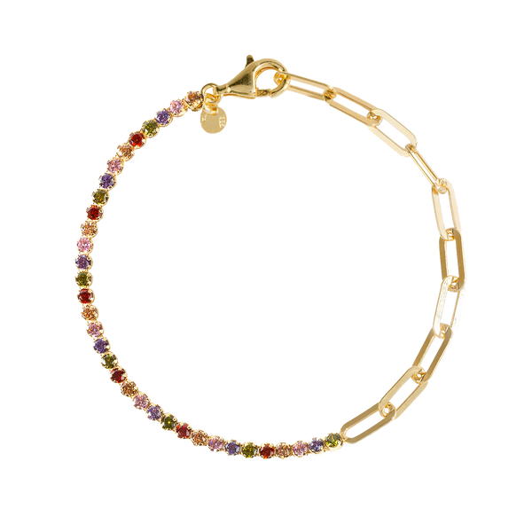 COLORFUL AKARI GOLD | ALEYOLÉ Jewelry