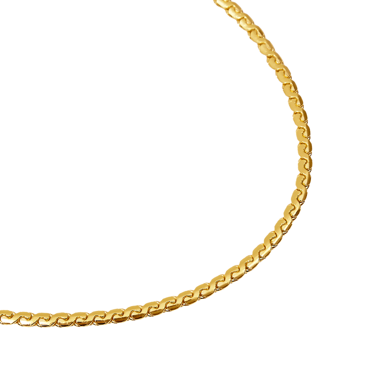 EGYPTIAN CHAIN GOLD
