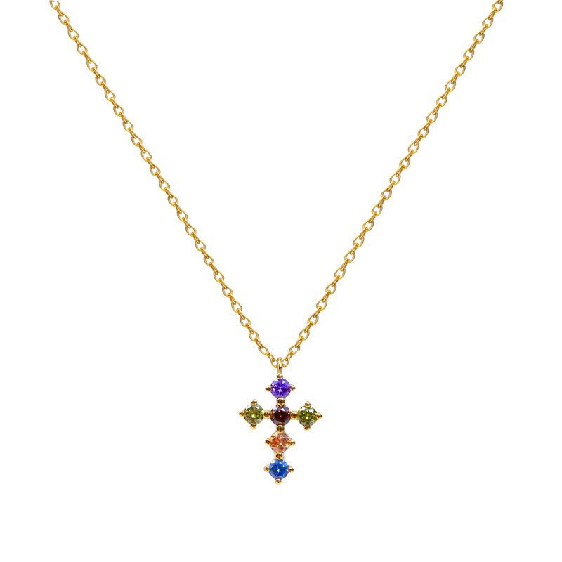 LOYALTY GOLD NECKLACE