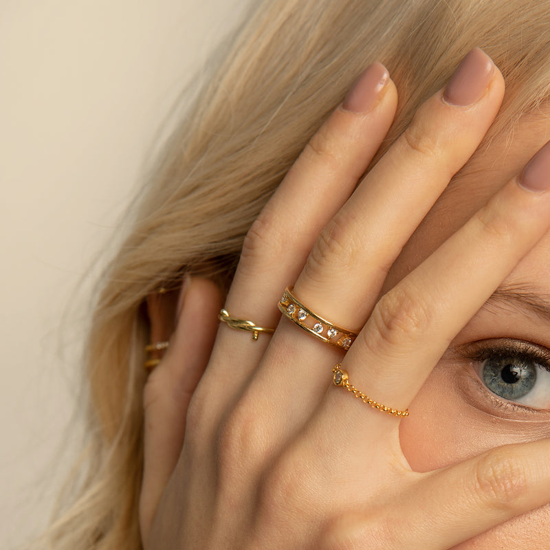 MELODY GOLD | ALEYOLÉ Jewelry