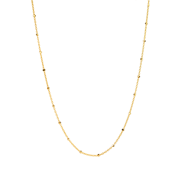 SPHERES CHAIN GOLD