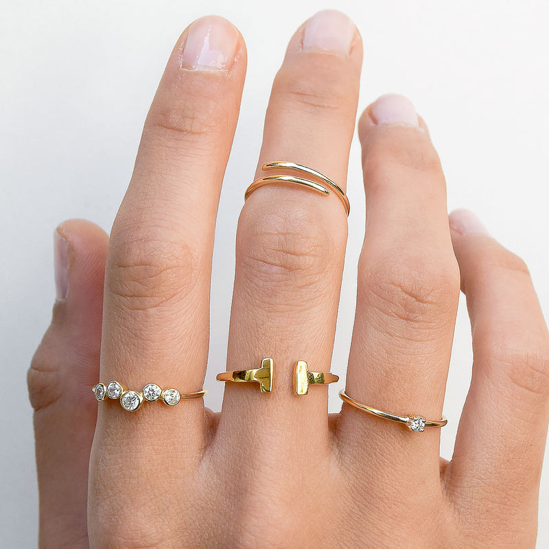 ANDROMEDA GOLD | ALEYOLÉ Jewelry