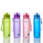 Colorful Sport Water Bottle
