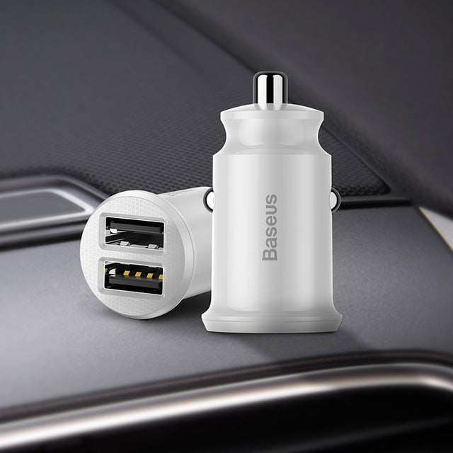 Baseus Mini USB Car Charger