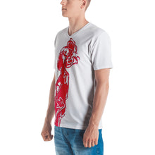 Load image into Gallery viewer, Men's T-shirt Double Trebel